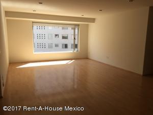 Departamento En Renta En Alvaro Obregón, Santa Fe, Mexico, MX RAH: 17-24