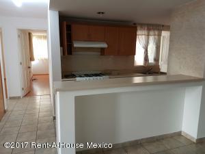 Departamento En Renta En Cuajimalpa De Morelos, Cuajimalpa, Mexico, MX RAH: 17-33