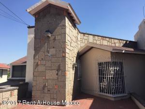Casa En Renta En Atizapan De Zaragoza, Bellavista, Mexico, MX RAH: 17-47