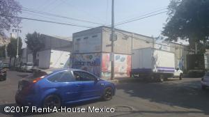 Nave Industrial En Venta En Coyoacan, Insurgentes Cuicuilco, Mexico, MX RAH: 17-56