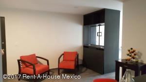 Departamento En Renta En Miguel Hidalgo, Polanco Reforma, Mexico, MX RAH: 17-59