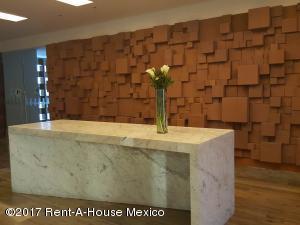 Departamento En Renta En Miguel Hidalgo, Polanco Chapultepec, Mexico, MX RAH: 17-63