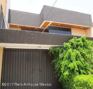 Casa En Renta En Coyoacan, Insurgentes Cuicuilco, Mexico, MX RAH: 17-66
