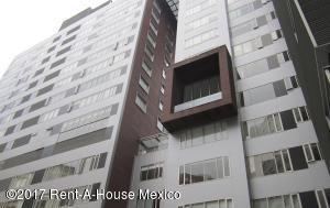 Departamento En Renta En Alvaro Obregón, Santa Fe, Mexico, MX RAH: 17-70