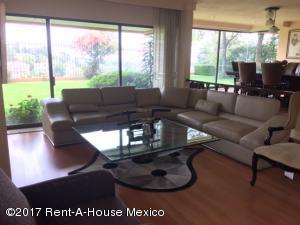 Casa En Renta En Miguel Hidalgo, Bosques De Las Lomas, Mexico, MX RAH: 17-75