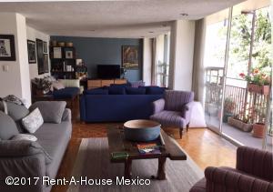 Departamento En Renta En Cuauhtémoc, Condesa, Mexico, MX RAH: 17-81