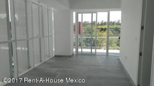 Departamento En Rentaen Alvaro Obregón, Santa Fe, Mexico, MX RAH: 17-144