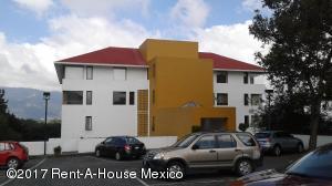 Departamento En Rentaen Cuajimalpa De Morelos, Cuajimalpa, Mexico, MX RAH: 17-147