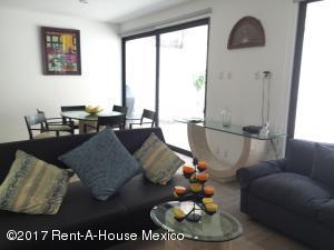 Departamento En Rentaen Cuauhtémoc, Condesa, Mexico, MX RAH: 17-157