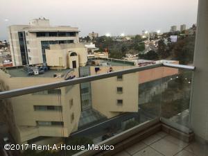 Departamento En Renta En Interlomas - Código: 17-163