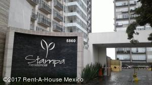 Departamento En Rentaen Cuajimalpa De Morelos, Contadero, Mexico, MX RAH: 17-180