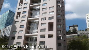 Departamento En Rentaen Alvaro Obregón, Santa Fe, Mexico, MX RAH: 17-184