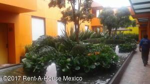 Departamento En Rentaen Cuajimalpa De Morelos, Cuajimalpa, Mexico, MX RAH: 17-187