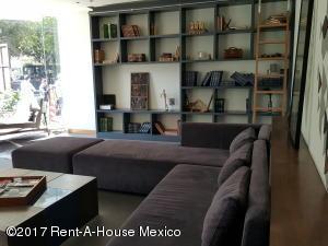 Departamento En Rentaen Miguel Hidalgo, Anahuac, Mexico, MX RAH: 17-188