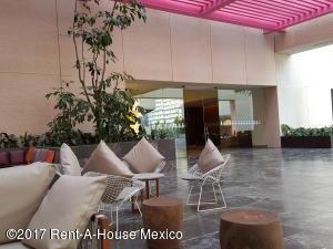 Departamento En Rentaen Miguel Hidalgo, Polanco Chapultepec, Mexico, MX RAH: 17-193