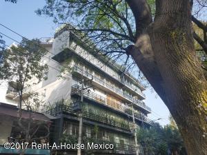 Departamento En Rentaen Cuauhtémoc, Condesa, Mexico, MX RAH: 17-196