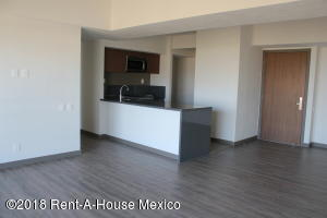 Departamento En Rentaen Alvaro Obregón, Paseo De Las Lomas, Mexico, MX RAH: 18-3