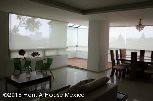 Departamento En Rentaen Huixquilucan, Jesus Del Monte, Mexico, MX RAH: 18-9