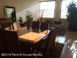 Departamento En Rentaen Naucalpan De Juarez, Lomas Del Rio, Mexico, MX RAH: 18-10