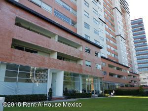 Departamento En Rentaen Cuajimalpa De Morelos, Santa Fe Cuajimalpa, Mexico, MX RAH: 18-8