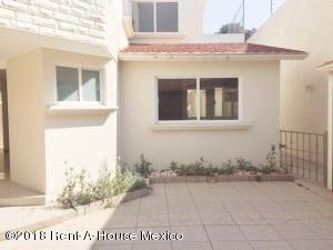Casa En Rentaen Atizapan De Zaragoza, Lomas De La Hacienda, Mexico, MX RAH: 18-14