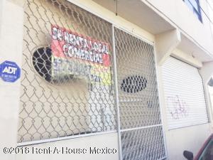 Local Comercial En Rentaen Atizapan De Zaragoza, Lomas De La Hacienda, Mexico, MX RAH: 18-16