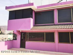 Departamento En Rentaen Atizapan De Zaragoza, San Miguel Xochimanga, Mexico, MX RAH: 18-23