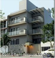 Departamento En Ventaen Cuauhtémoc, Cuauhtemoc, Mexico, MX RAH: 18-35