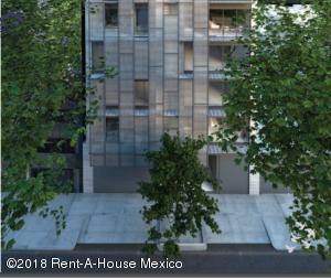 Departamento En Ventaen Cuauhtémoc, Cuauhtemoc, Mexico, MX RAH: 18-57