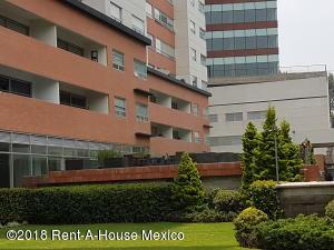 Departamento En Rentaen Cuajimalpa De Morelos, Santa Fe Cuajimalpa, Mexico, MX RAH: 18-65