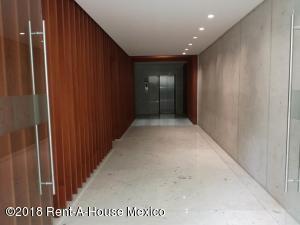 Departamento En Renta En Polanco Reforma - Código: 18-90