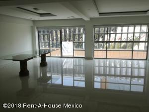Departamento En Renta En Polanco Reforma - Código: 18-101