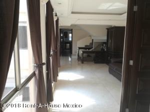 Departamento En Renta En Polanco Reforma - Código: 18-102