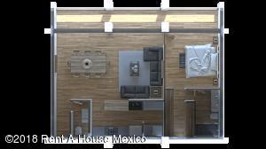 PUNTO FIJO Departamento en Venta en Altos de Juriquilla en Queretaro Código: 18-245 No.4