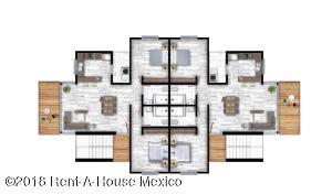Departamento En Venta En San Isidro Juriquilla Código FLEX: 18-484 No.4