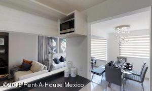 EN MEXICO: Departamento En Venta En Privalia Ambienta Código FLEX: 18-711  No.6
