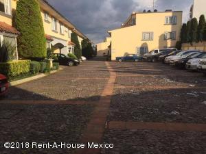 Casa En Venta En Cuajimalpa de Morelos - Gas Código FLEX: 19-305 No.1