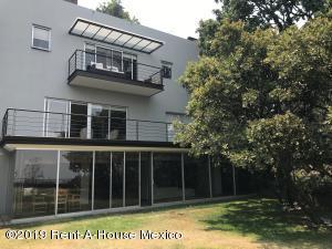 Casa En Venta En Cuajimalpa - Gas Código FLEX: 19-1078 No.1