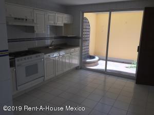 Casa En Venta En Cuajimalpa de Morelos - Gas Código FLEX: 19-1273 No.1
