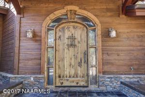 Detail: Front Door