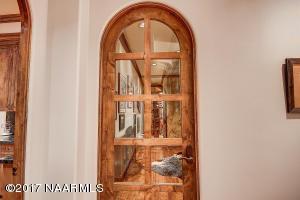 Detail: Wine Cellar Door