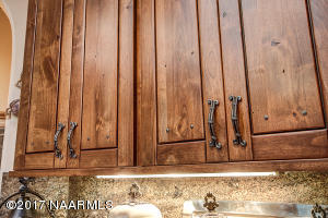 Detail: Kitchen Cabinet