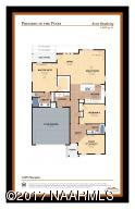2 Bedroom + Study plan