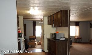 Kitchen living room Formal Dining view