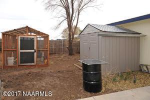 Back Yard Storage