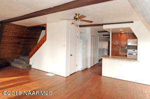 Family Room and Stairway