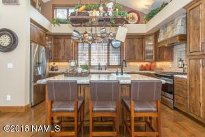 Kitchen, Stone and Wood Range Hood