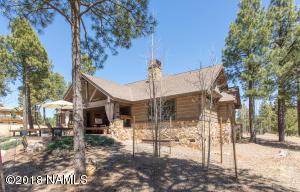 Rear of Home Landscaped w/ Aspen & Maple