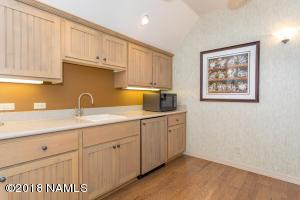 Kitchenette in Media/Office/Bedroom 4