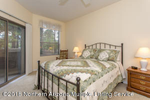Owner\'s Bedroom w Access to Patio